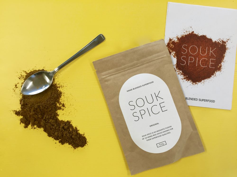 A little trip to Marrakech with Souk Spice