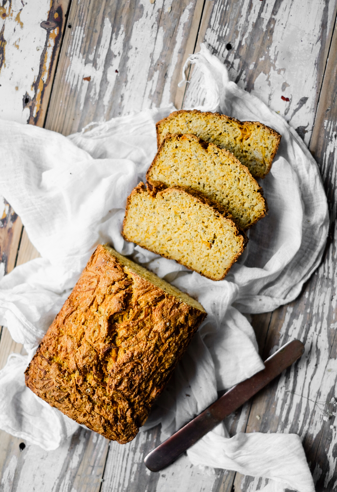 Vegetarian Coconut Lentil Bread